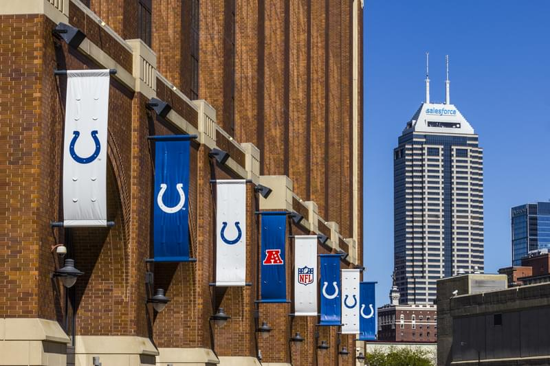 Indianapolis Colts Hosting Indiana's Largest Single-Day Blood Drive