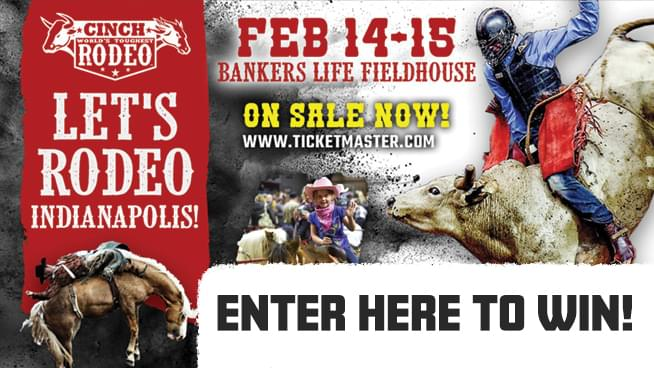 Cinch Rodeo Sweepstakes