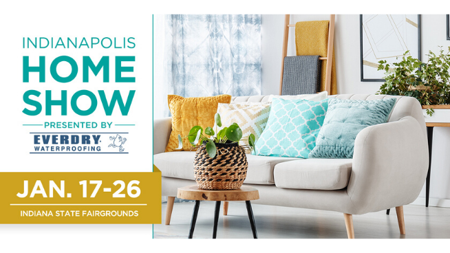 January 17 thru 26 – Indianapolis Home Show