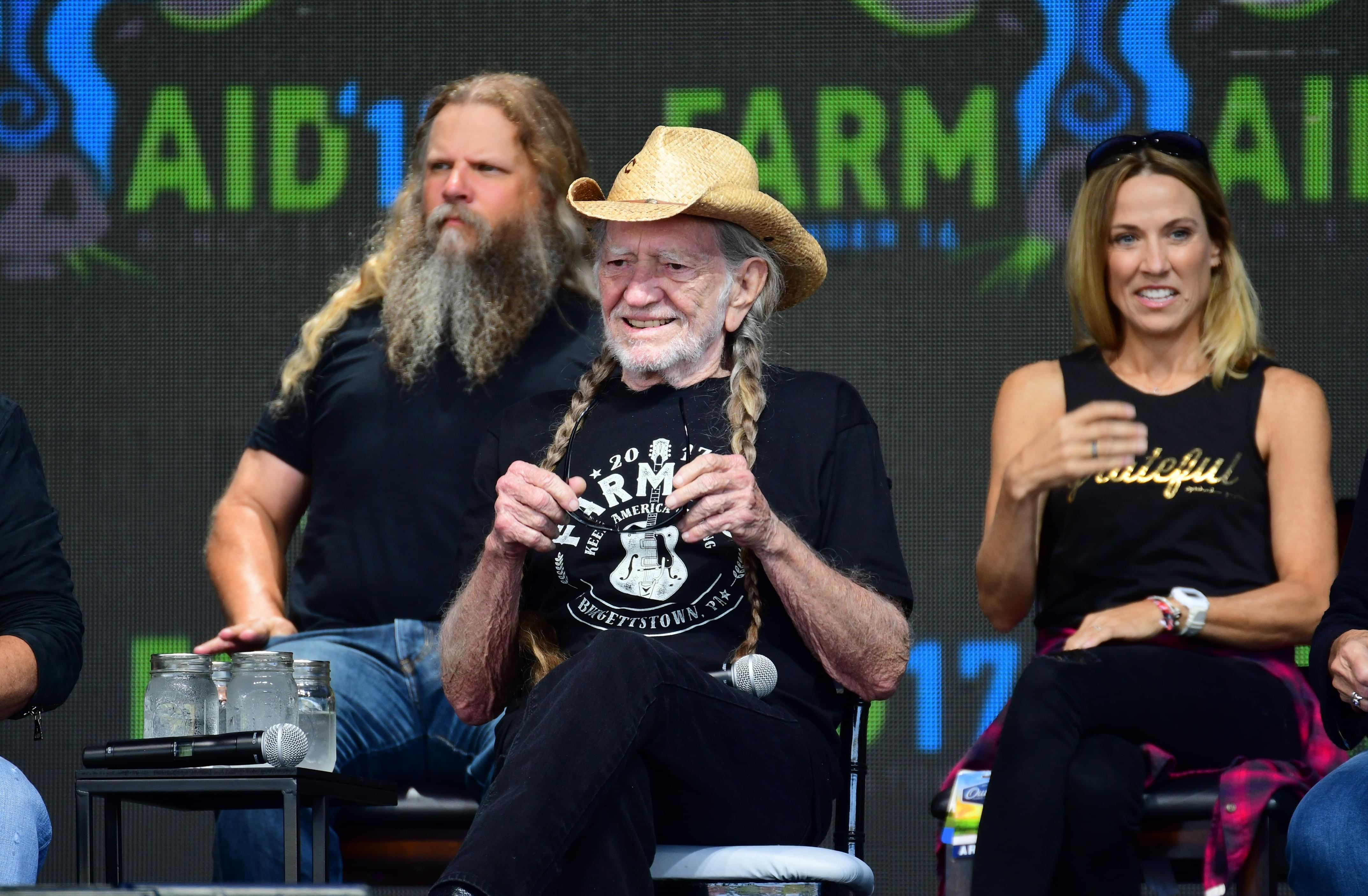 Willie Nelson Is Coming To Brown County Music Center