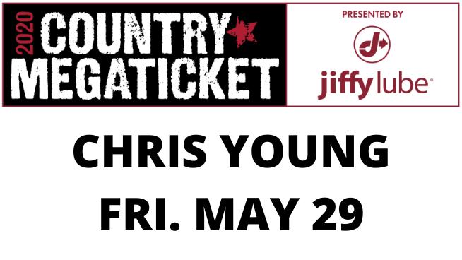 May 29 – Chris Young