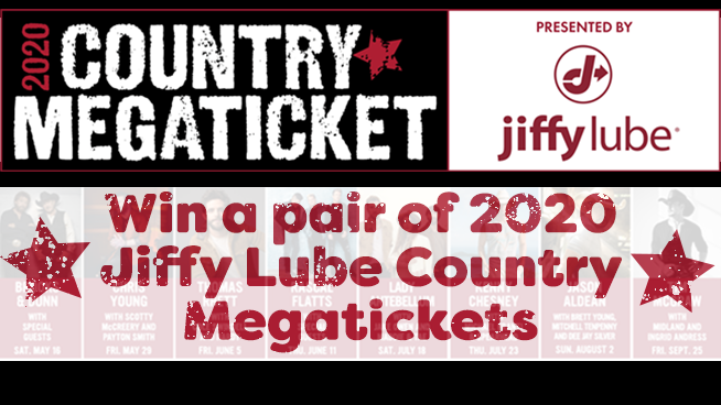 2020 Jiffy Lube Megaticket Sweepstakes