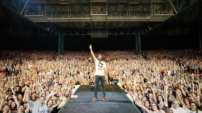 June 17, 2021 – Thomas Rhett NEW DATE