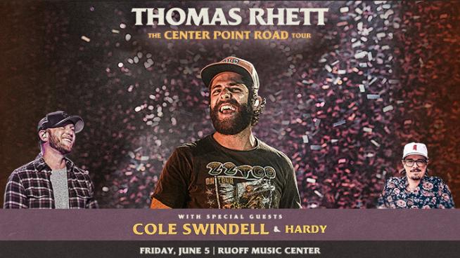 June 5 – Thomas Rhett