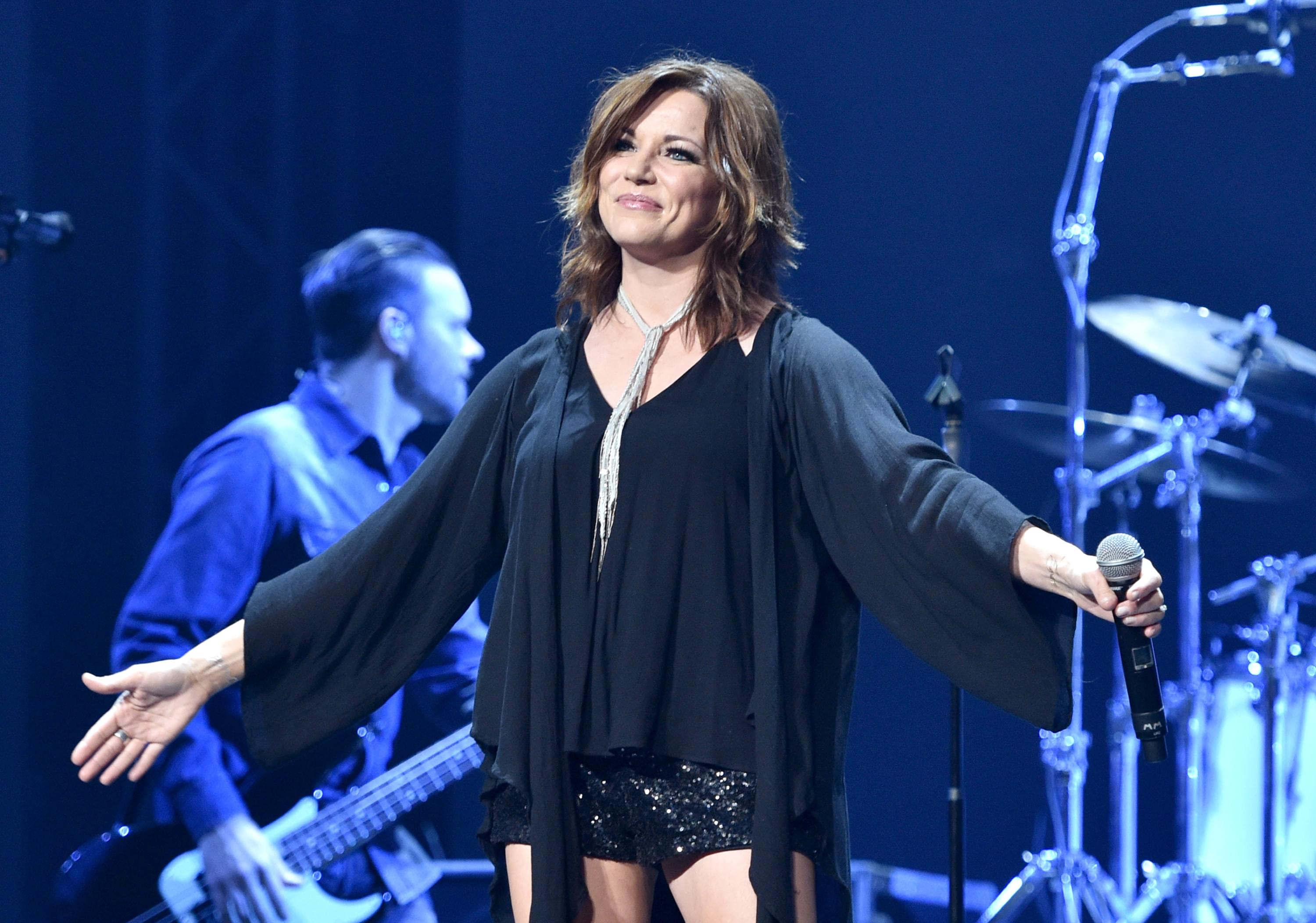 Martina McBride's Husband Found Guilty Of Retaliation