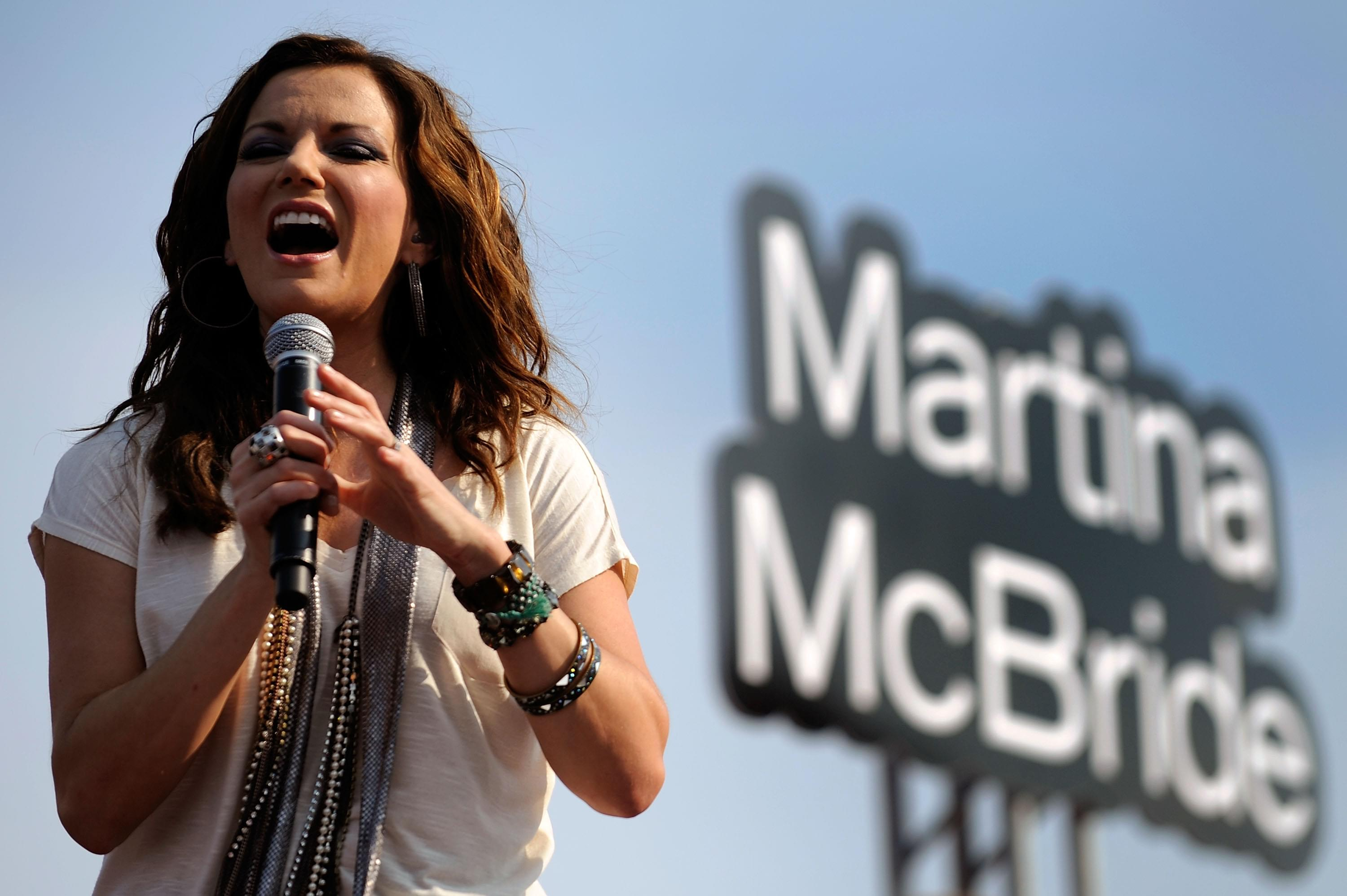 Martina McBride Is Coming To Brown County Music Center