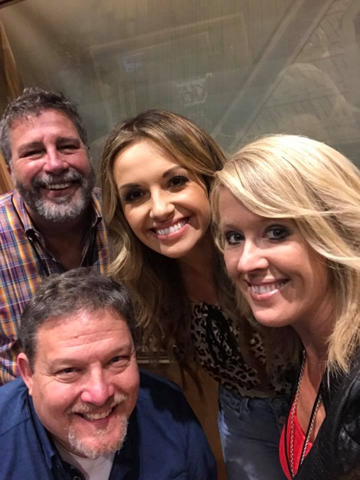 Carly Pearce Spending Valentine's Day Working