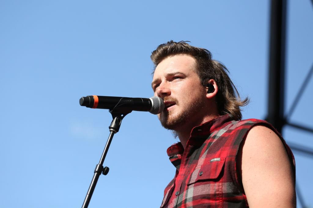 Morgan Wallen Added To Legends Day Lineup At IMS