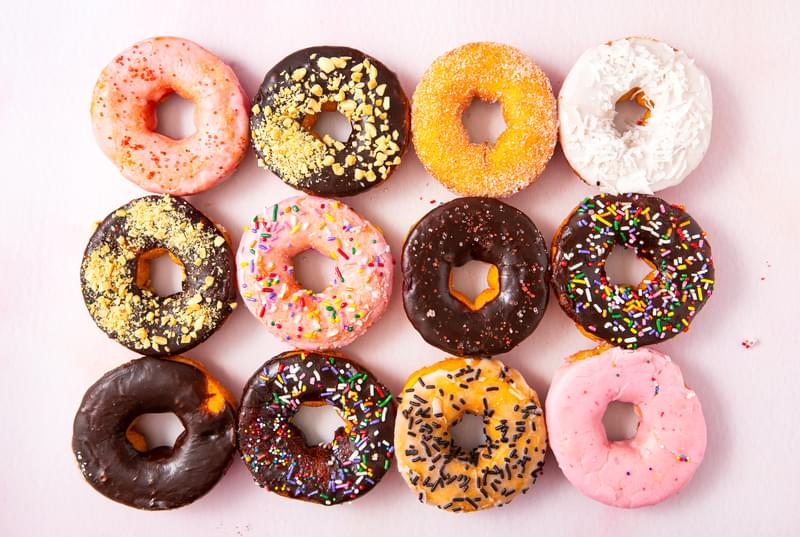 Dunkin' Will Give Out Free Donuts Every Friday This Month