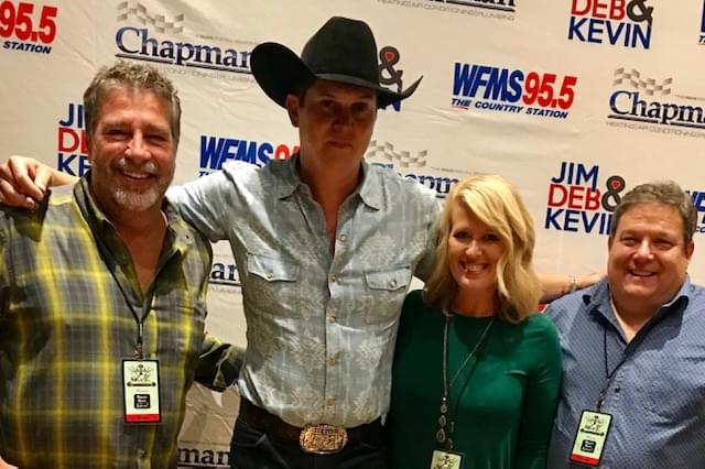 The Craziest Jon Pardi Interview Ever!
