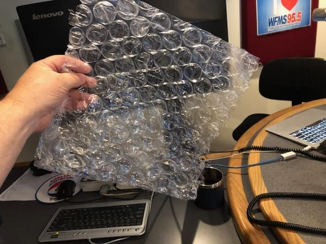 Go Ahead And Pop Some Bubble Wrap — It's Good For You!