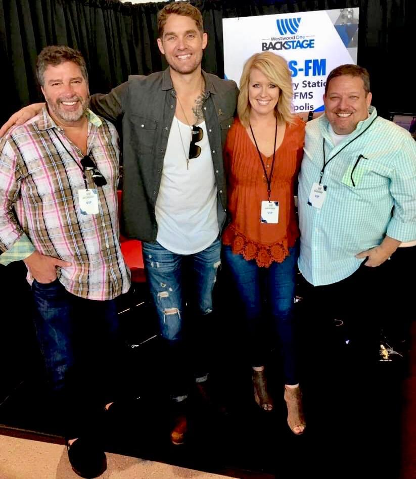 Brett Young Separated From His Wife???