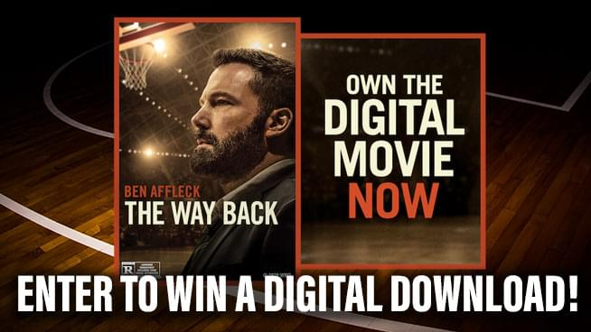 "Win a digital download of ""The Way Back!"""