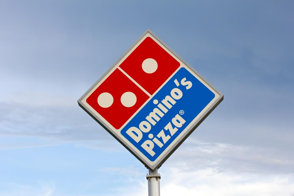 Domino's Is Donating 10 Million Slices Of Pizza