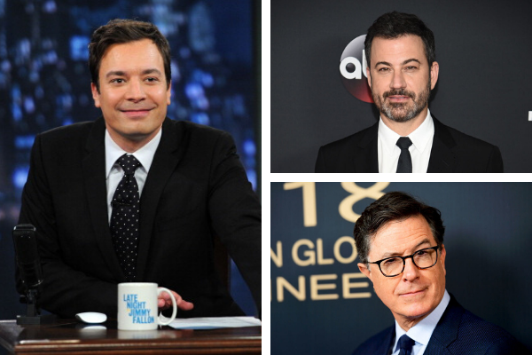 Late Night Hosts Come Together For Global TV Special [VIDEO]