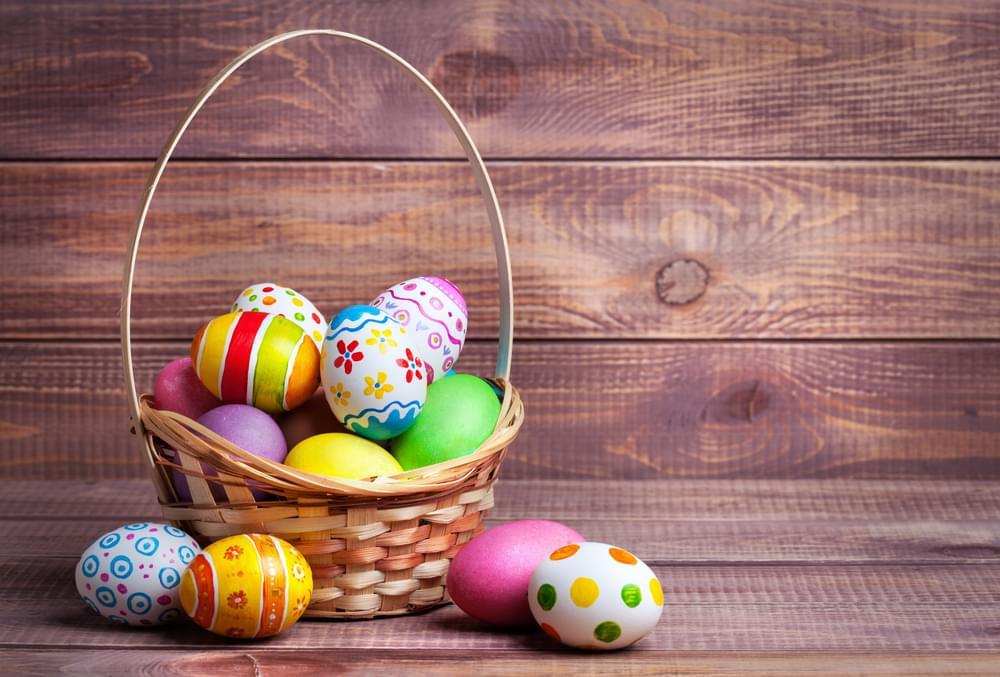 Virtual Egg Hunts And Drive Thru Basket Pickups In Indy