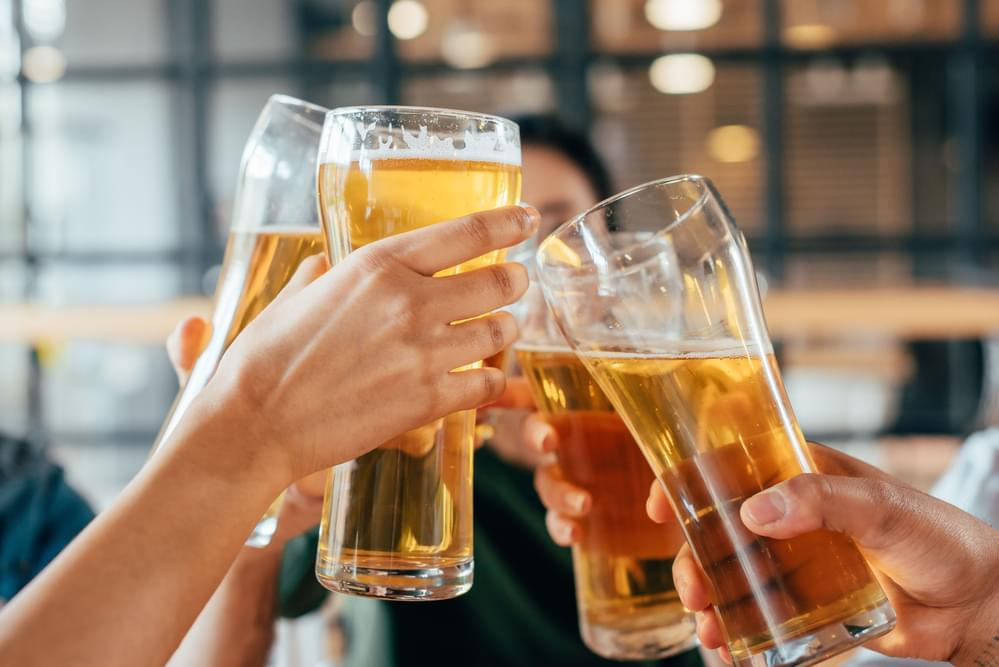 Busch Beer To Give Year Supply Of Beer If You Had To Change Wedding Date