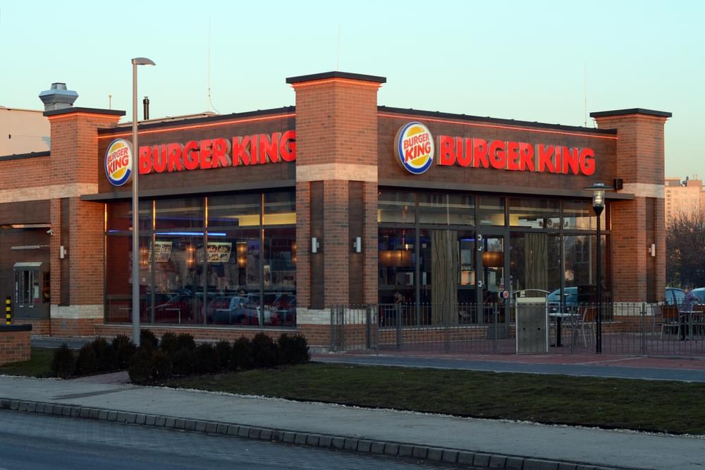 Burger King's Releasing 'Social Distancing' Crowns