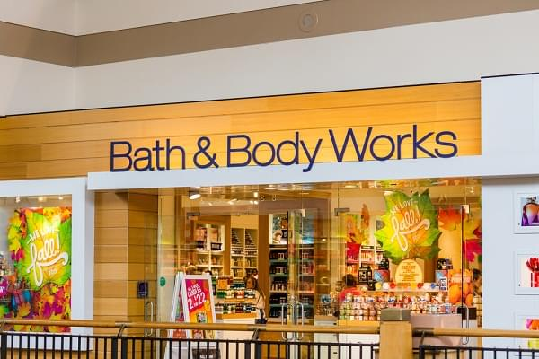 Bath & Body Works Will Close 50+ Stores