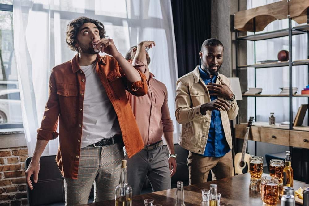 The Average Bachelor Party Costs Each Person $1,044