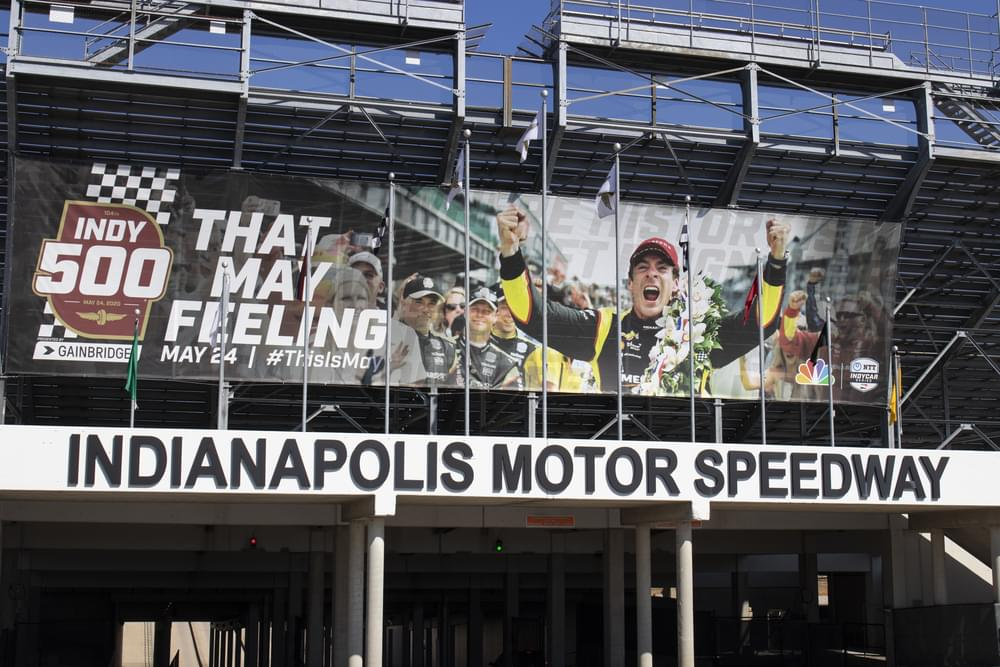 Indy 500 Now Planning To Run With 50 Percent Fan Capacity