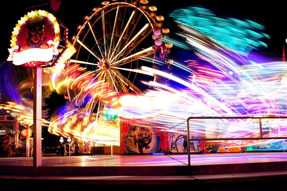 A Summer Carnival Is Coming To The Fairgrounds