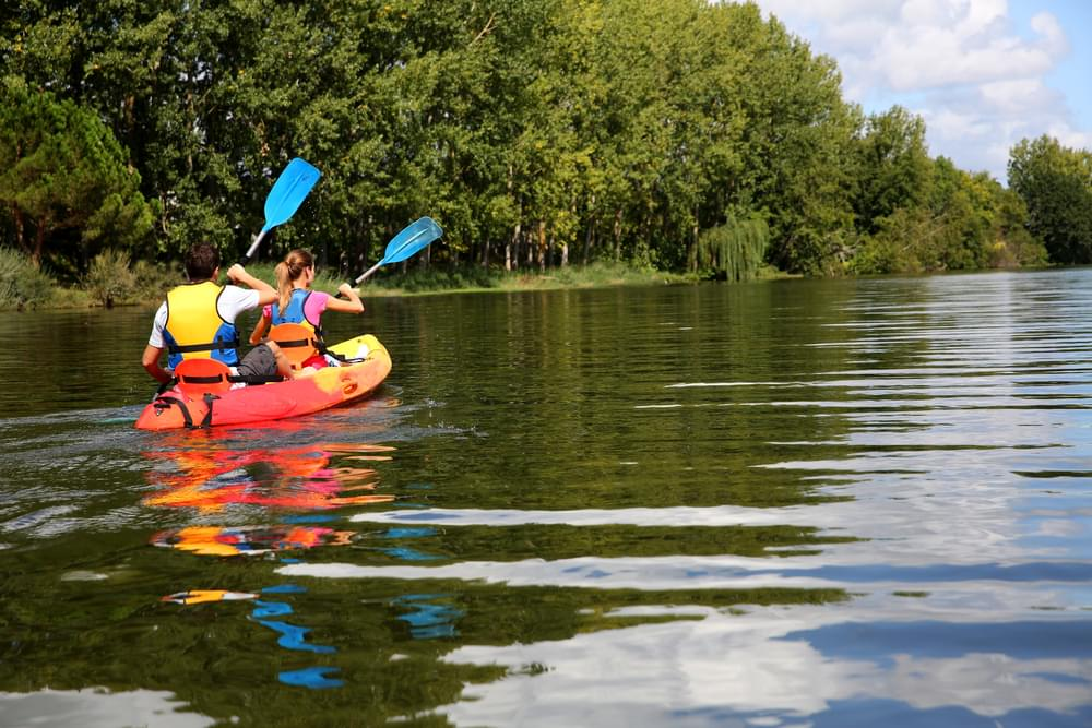 Kayak Or Canoe For Free On These Upcoming Free Paddle Days
