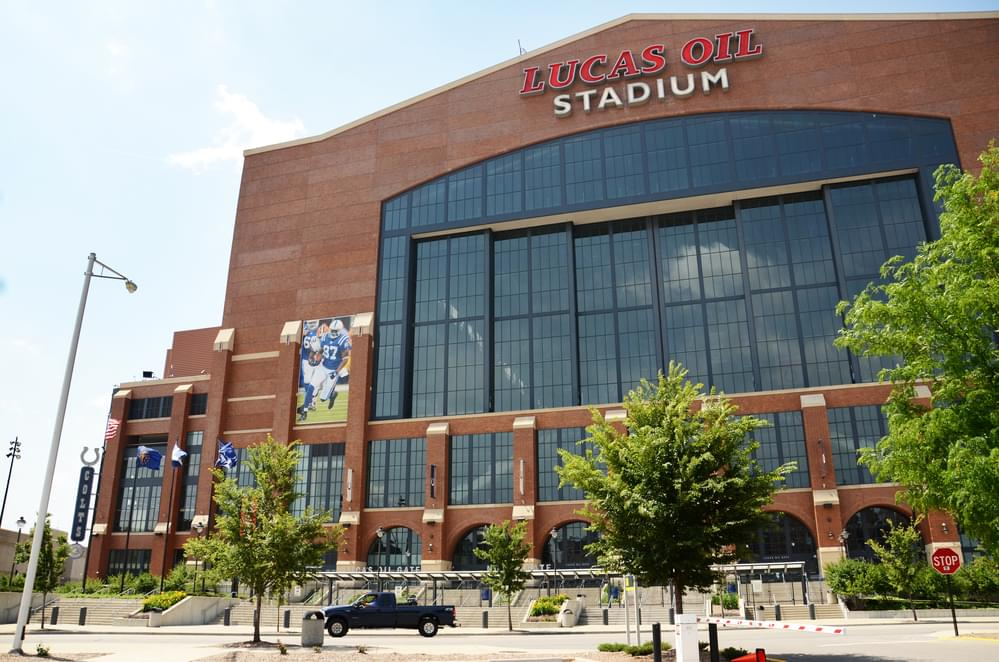 Lucas Oil Stadium Will Be Open To Fans For Colts' Upcoming Season