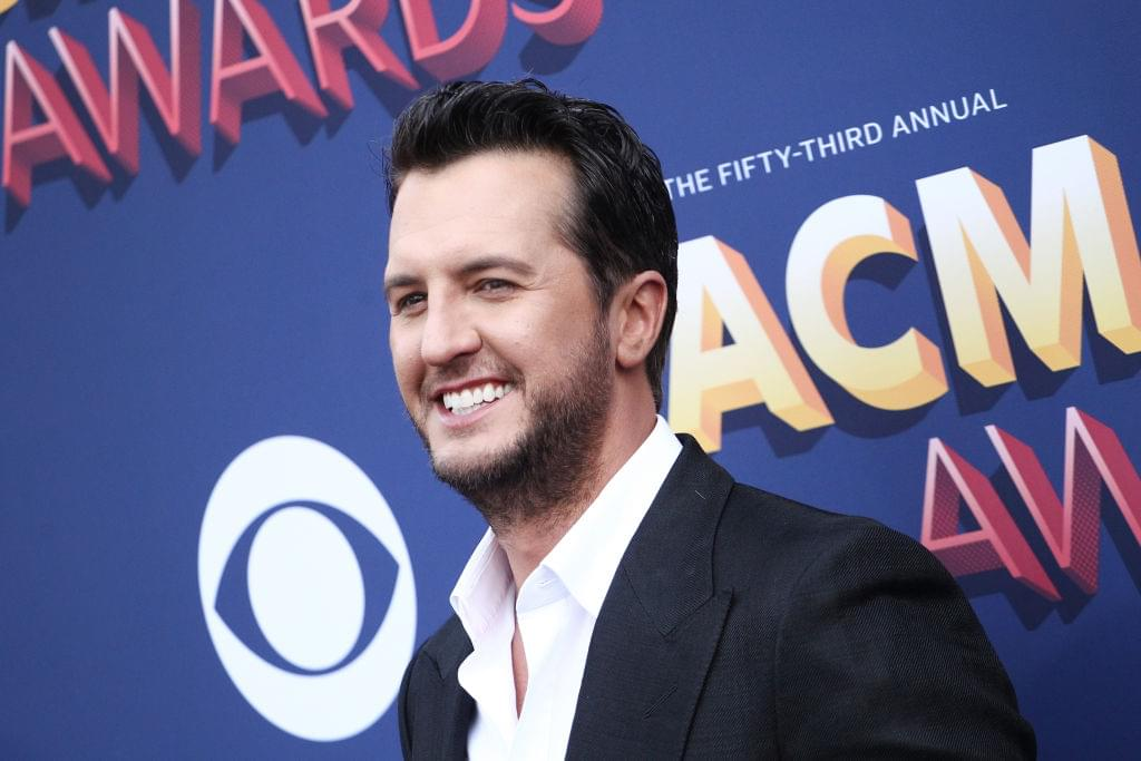 Luke Bryan Says These Two Artists Need To Win Entertainer Of The Year ASAP