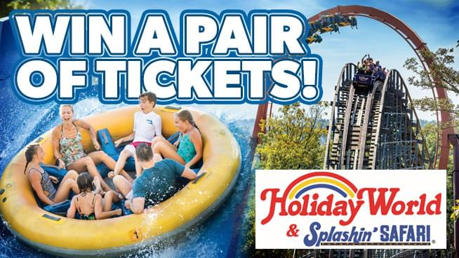 Holiday World Sweepstakes 8/3 – 8/7