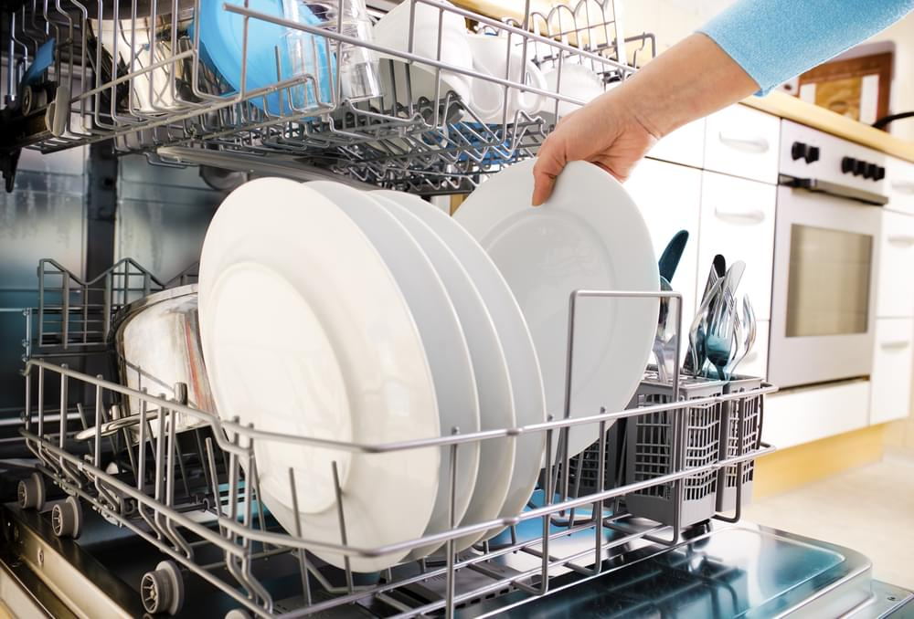 Why You Should NOT Rinse Your Dishes Before Loading The Dishwasher
