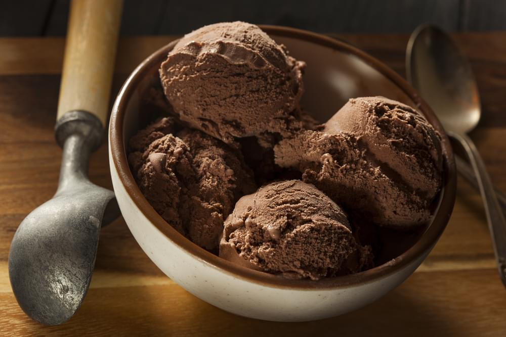 Hack For Avoiding Freezer Burn On Your Ice Cream