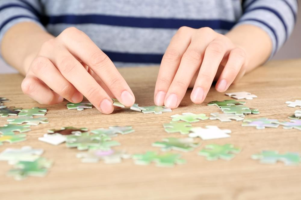 Man Ruined His Wife's Completed 9000-Piece Puzzle
