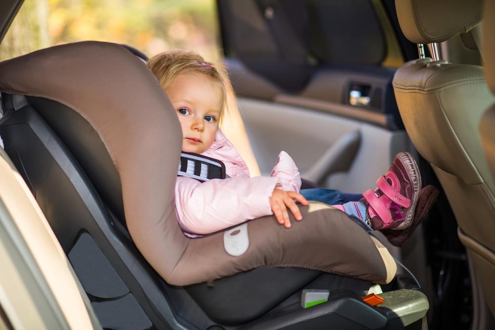 Target Car Seat Trade-In Happens This Month