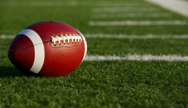 American Football amongst the Yard Lines