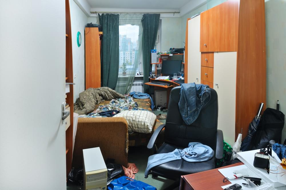 A 52-Year-Old College Student Moving Back Into Dorms