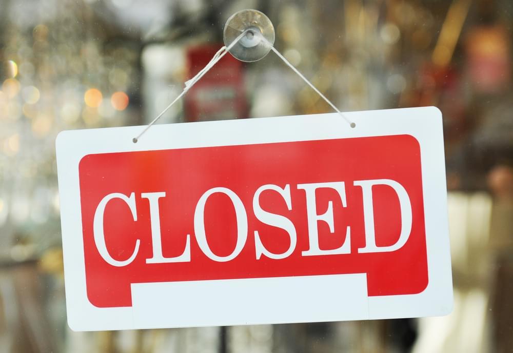 Westfield Restaurant Will Close On November 1