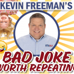 Kevin's Bad Joke … With A Little Help