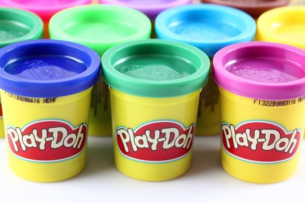 Play-Doh For Grown Ups Is A Thing And It's Scented