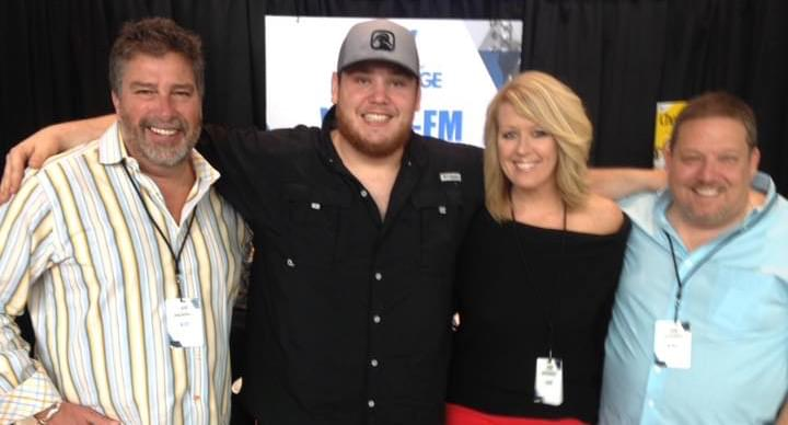 "Luke Combs Say He Was A ""Fun Technician"""
