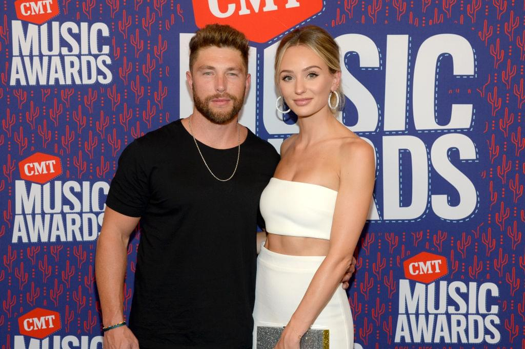 Lauren And Chris Lane Are Expecting Their First Child Together
