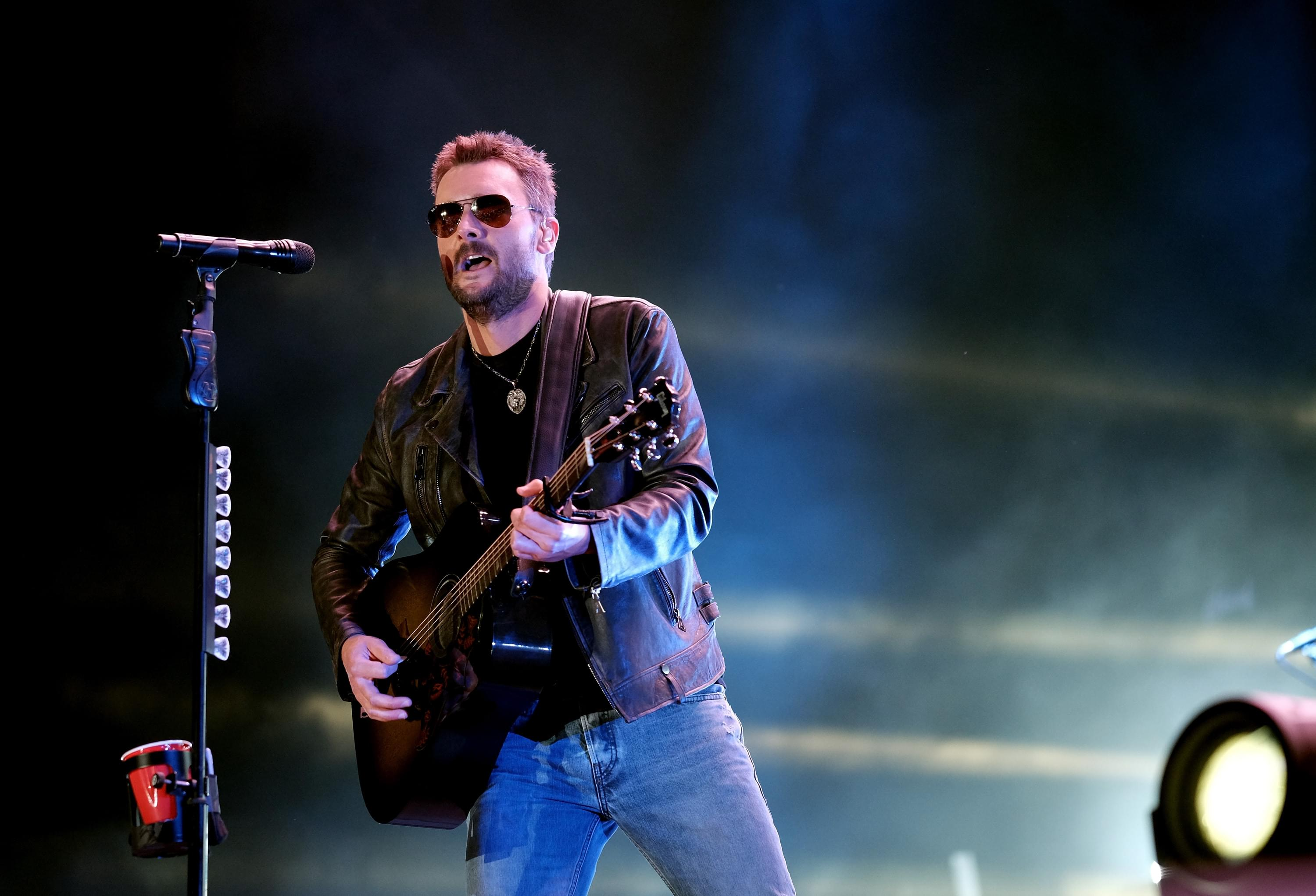 Eric Church Will Perform The National Anthem At The Super Bowl