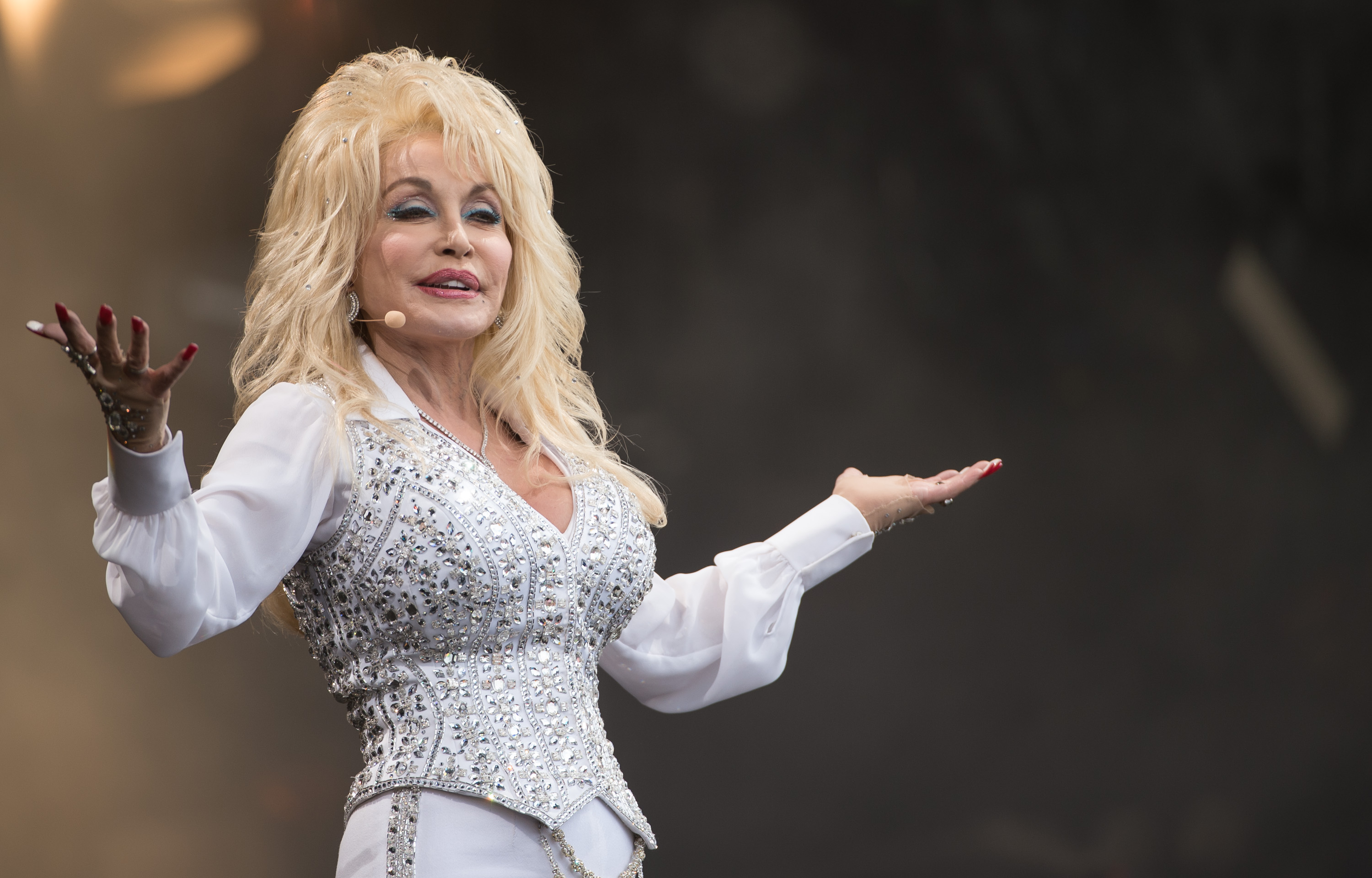 Dolly Parton Is Getting Her Own Jeni's Ice Cream Flavor