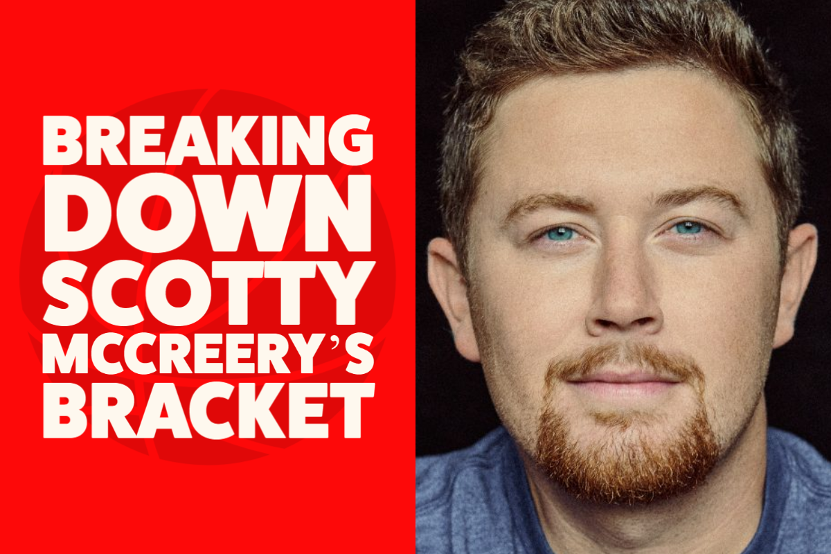 Is Scotty McCreery's Bracket Busted? [WATCH]