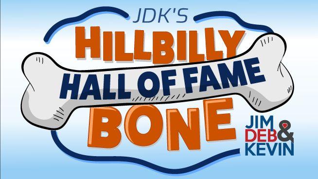 Avon Wife Nominates Husband To The JDK Hillbilly Bone Hall Of Fame