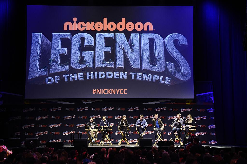 'Legends Of The Hidden Temple' Reboot Casting Adult Contestants Now!