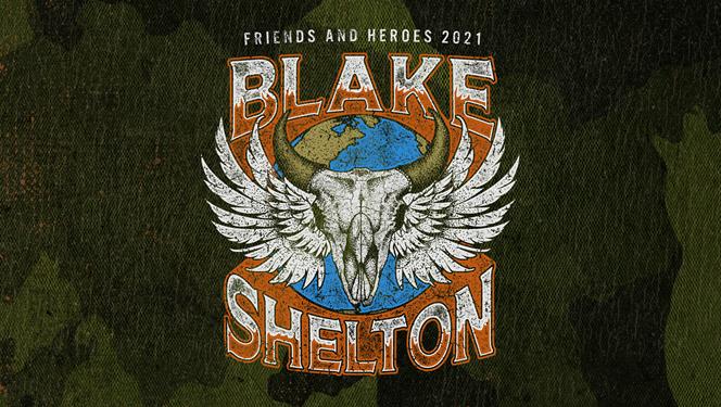 September 10 – Blake Shelton