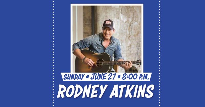 Enter To Win Rodney Atkins Tickets