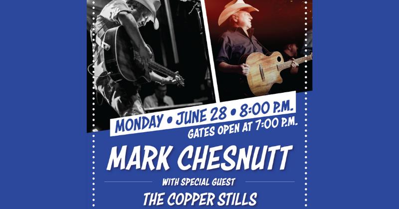 Enter To Win Mark Chesnutt Tickets