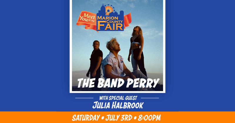 Win Tickets To See The Band Perry